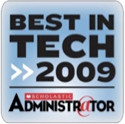 2009 Best in Tech Award